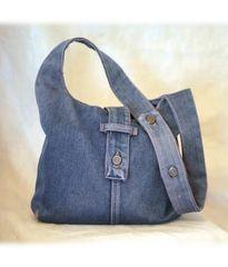 Old Jeans Purse pattern