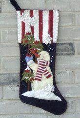 #222 Helping Hands christmas stocking kit