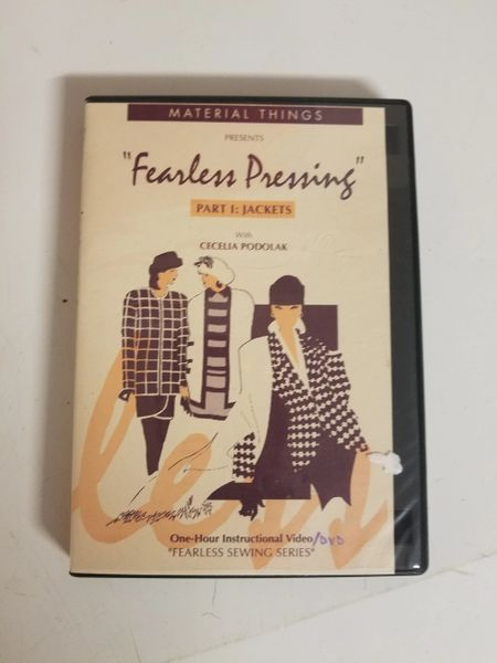 Fearless Pressing by Cecelia Podalak video