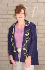 #168 Grommets jacket