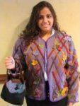#157 Trellises jacket