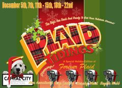 CCP's Plaid Tidings, The Musical - December 14, 2019 - **Saturday Matinee Dinner Theatre**