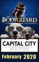 CCP's Bodyguard, The Musical - February 22, 2020 - **Saturday Matinee** Dinner Theatre
