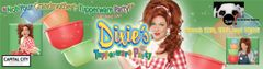 Dixie's Tupperware Party! - March 14, 2020 - Saturday Evening Cabaret