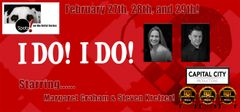 "I Do! I Do!, The Musical! - February 28, 2020 - Friday Evening ""Spotz! On The Artist Series"""
