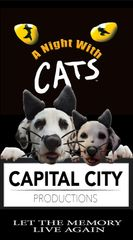 """CCP Spotz! on the Artist Series - """"A Night With Cats"""" - July 11, 2020 - Saturday Evening"""