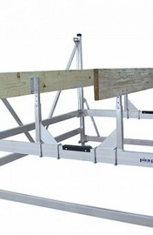 Pier Pleasure 4000 Lb 120 Wide Vertical Pontoon Boat Lift Manual