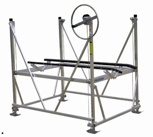 Pier Pleasure Boat Lift Manual Pwc Vertical Model Al1264v Hl