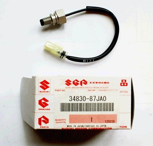 Suzuki Sensor, Exhaust/Cylinder Temperature Sensor (34830-87JA0) or  34830-87J10)