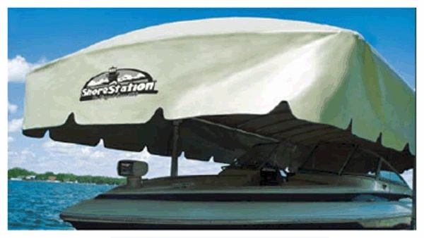 Shorestation Factory Oem Boat Lift Canopy Cover 18oz Shelter Rite Fabric