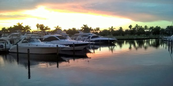 Cape Coral - the Water Wonderland offers more than 400 miles of waterways.