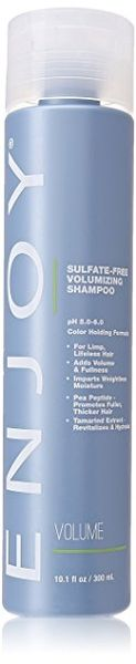 Enjoy Sulfate - Free Volumizing Shampoo, 10.1 fl. oz.