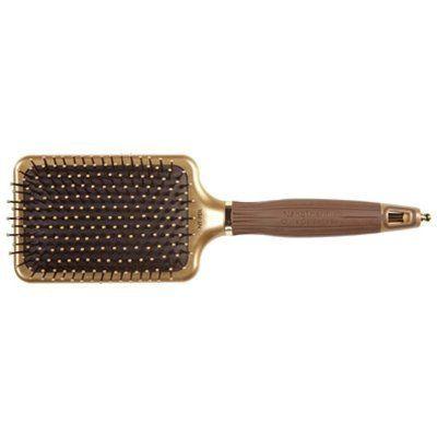 Olivia Garden NanoThermic Ceramic + Ion Paddle Hair Brush (NT-PDL)