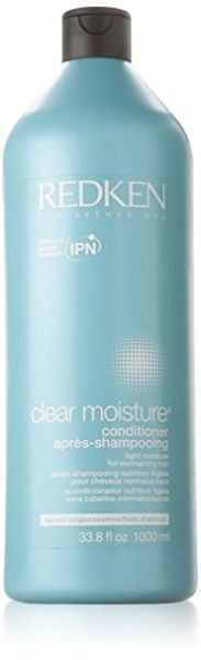 Redken Clear Moisture Conditioner, 33.8 ounces Bottle