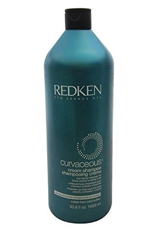 Redken Curvaceous Cream Shampoo, 33.79 Ounce