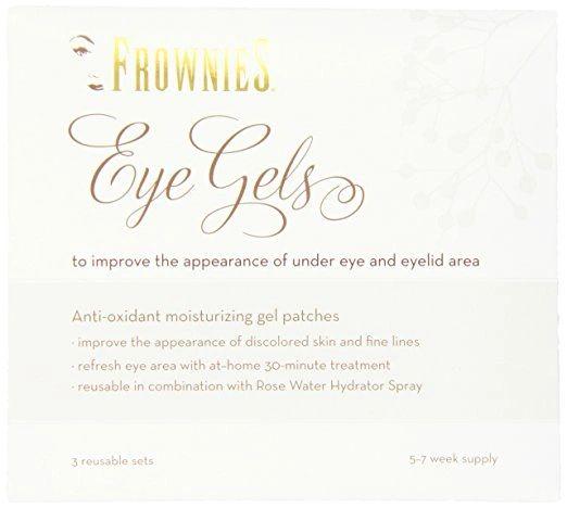 Frownies Eye Gels, 3 Count
