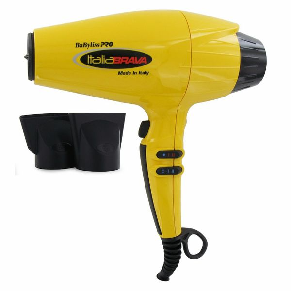 BaByliss®PRO Italia BRAVA Luxury 2000 Watts Blow Dryer