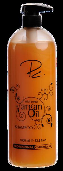 Profesional Cosmetics Argan Shampoo 33.8 oz Bottle With Pump