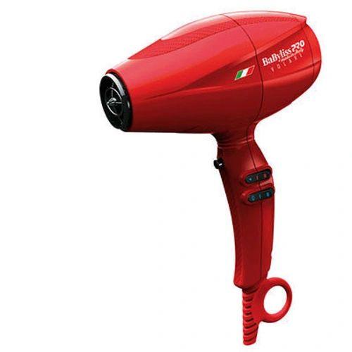 BaByliss Pro BaBylissPro Nano Titanium Volare V2 Mid-Size Dryer Red