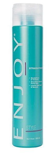 Enjoy Straightener, 10 Ounce