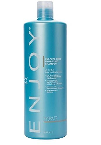 Enjoy Sulfate-Free Hydrating Shampoo 33 Ounce