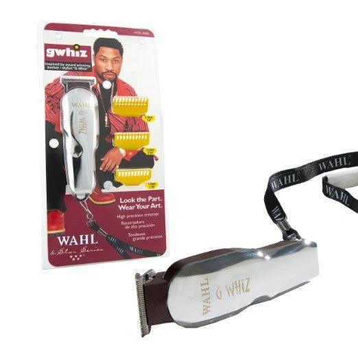 Wahl Professional 5-Star G-Whiz High Precision Cordless Hair Trimmer #8986