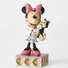 Tender Love And Care - Veterinarian Minnie Figurine