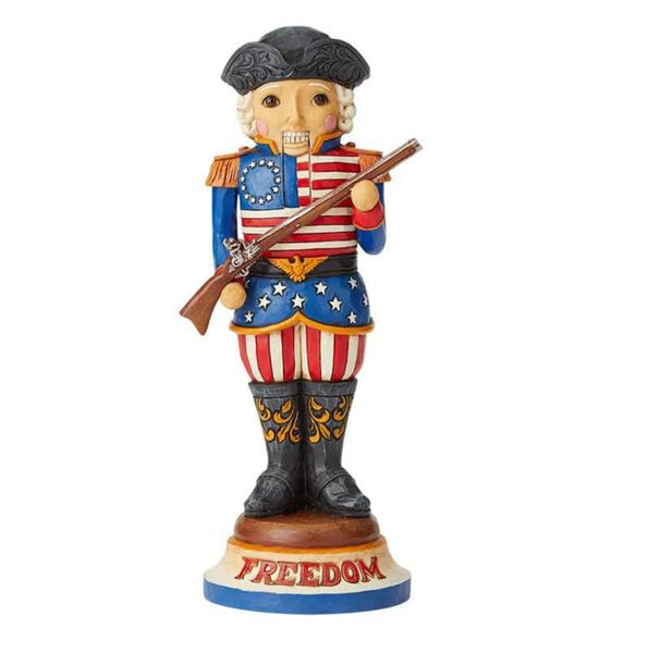 """Freedom First And Foremost"" - American Nutcracker"