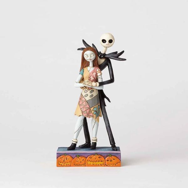 """Fated Romance"" - Jack and Sally From The Nightmare Before Christmas"