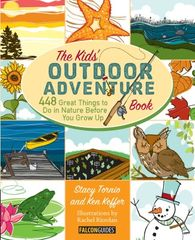 Kids' Outdoor Adventure Book
