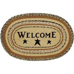 Kettle Grove Jute Welcome Rug, 20x30