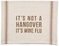 Dish Towel - Wine Flu