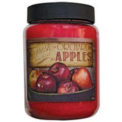 Fresh Apple Jar Candle, 26oz