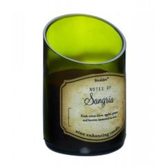 Wine Bottle Scented Candle - Sangria