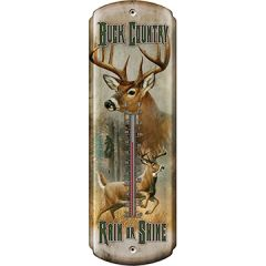 Buck Country Thermometer