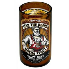 Craft Beer Scented Candle - Mocha Stout