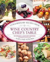 Wine Country Chef's Table Book