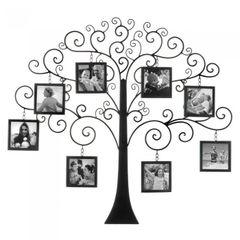 Family Tree Photos Wall Decor