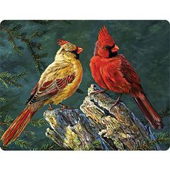 Cardinals Cutting Board