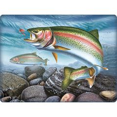 Trout Cutting Board