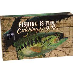 Fishing Is Fun LED Light Box