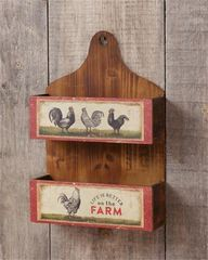 Farm Life - Wall Rack