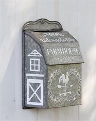Mailbox - Welcome to our Farmhouse
