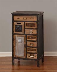 Cabinet - 8 Drawers, Door