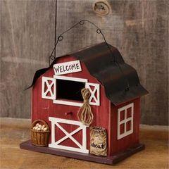 Birdhouse - Barn Welcome