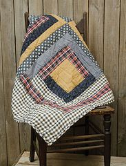 Westport Quilted Throw