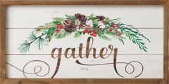 Sign - Gather