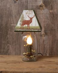 Electric Jar Light - Oh Deer