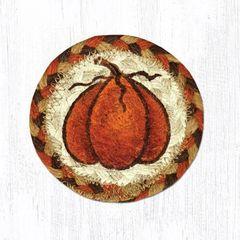 Harvest Pumpkin Coaster Set of 4