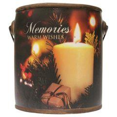 Memories Farm Fresh Candle